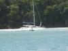 Chatham Bay Lagoon on the Rocks