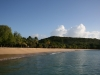 Sweet beach on Saline Bay