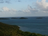 View to Tobago Keys from the church