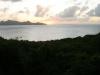 Sunset over Union Island