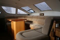 Interior refit