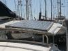 Bimini with solar