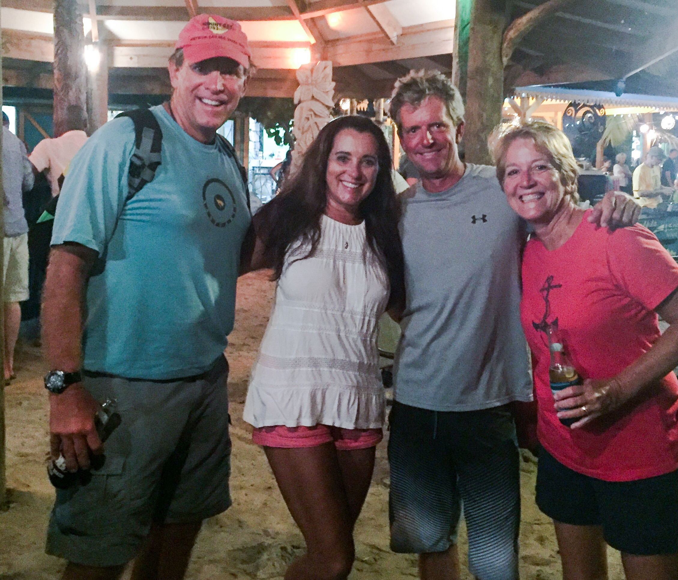 Dave and Renee from Allegria at Trellis Bay