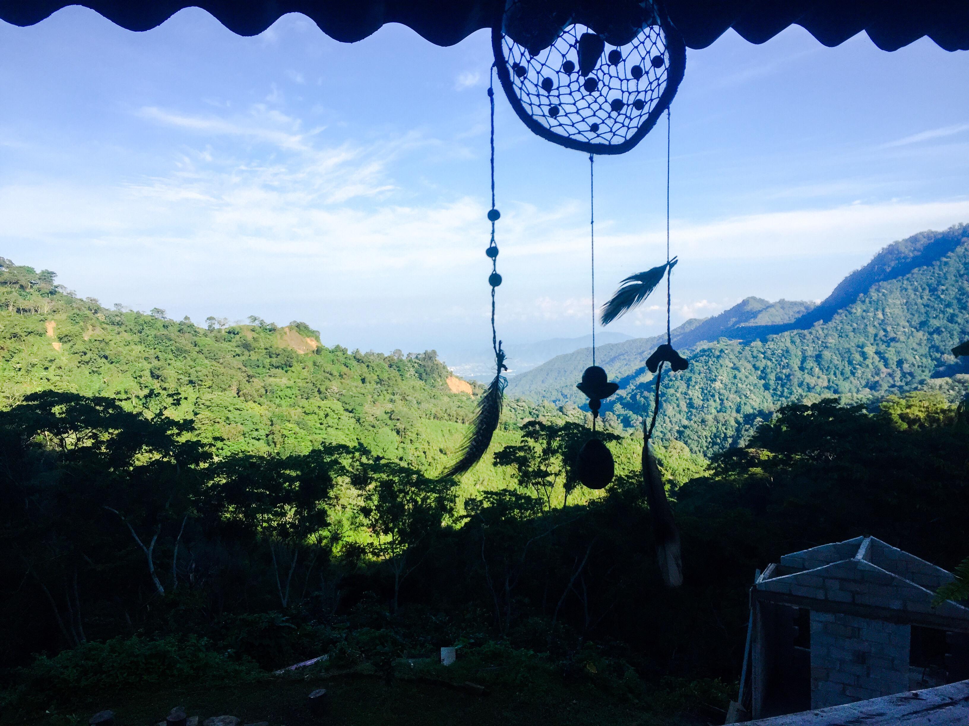 Beautiful view from Casas Viejas