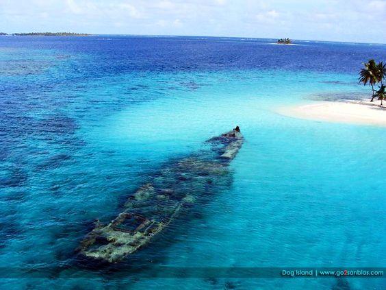 Dog Island Ship Wreck