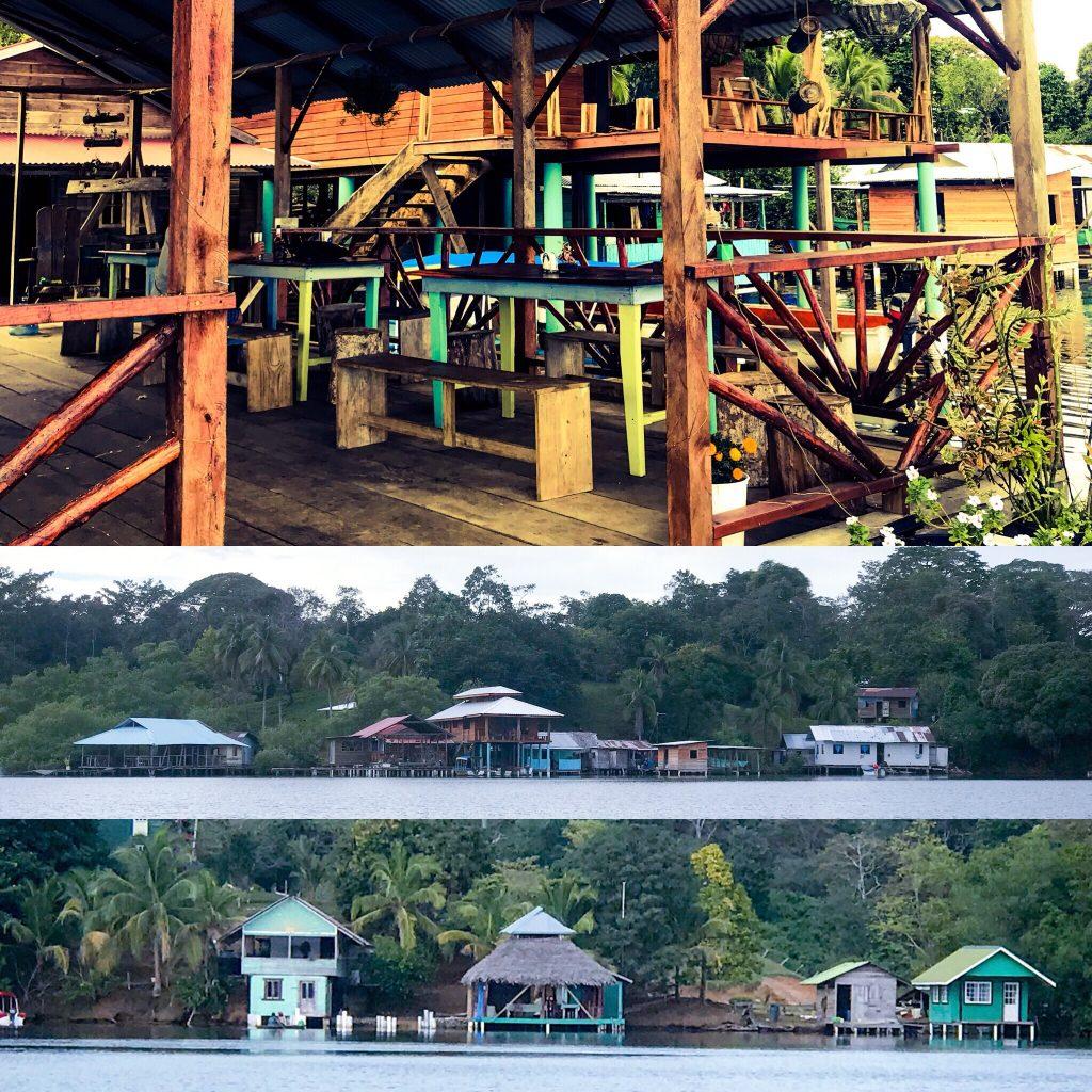 Bocas Torrito village.