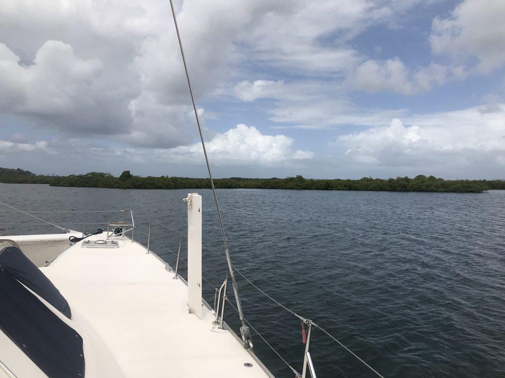 Porras Lagoon, aka Dolphin Bay
