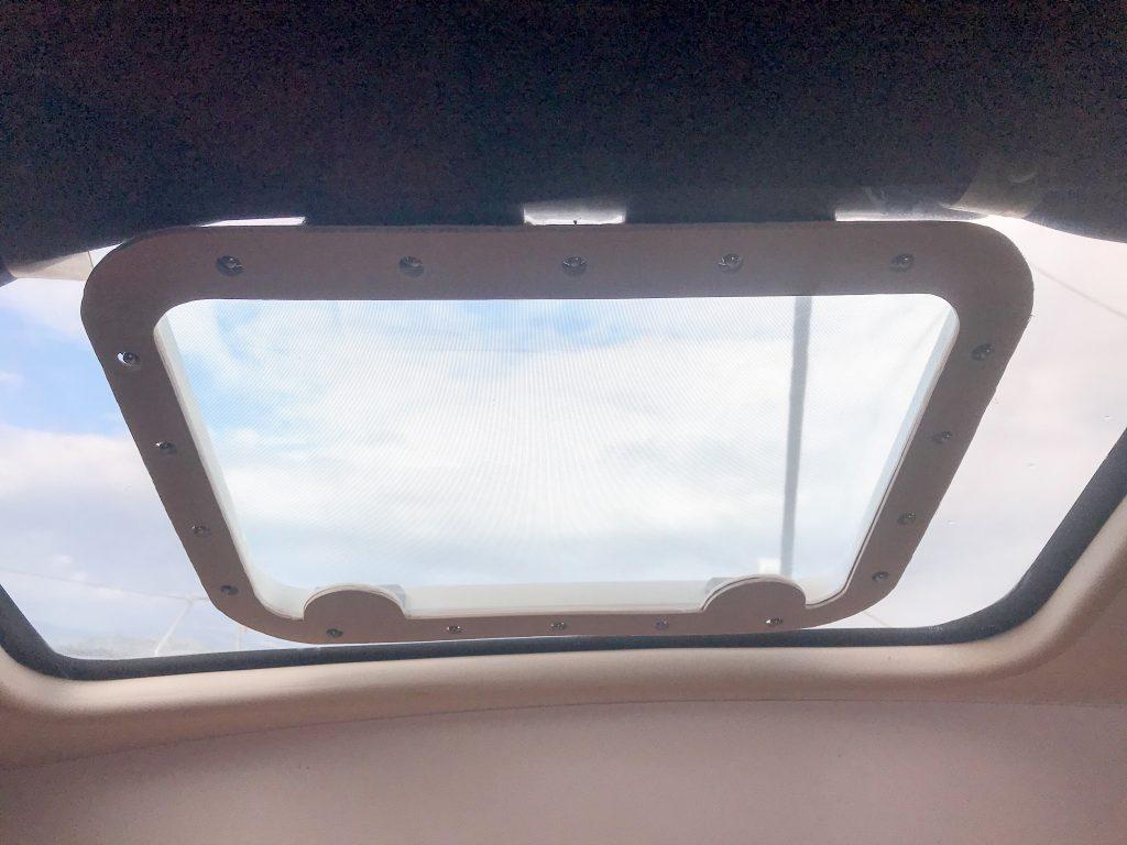 No see-um window screen
