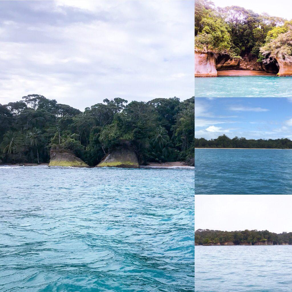 Escudo de Veraguas, Bocas del Toro