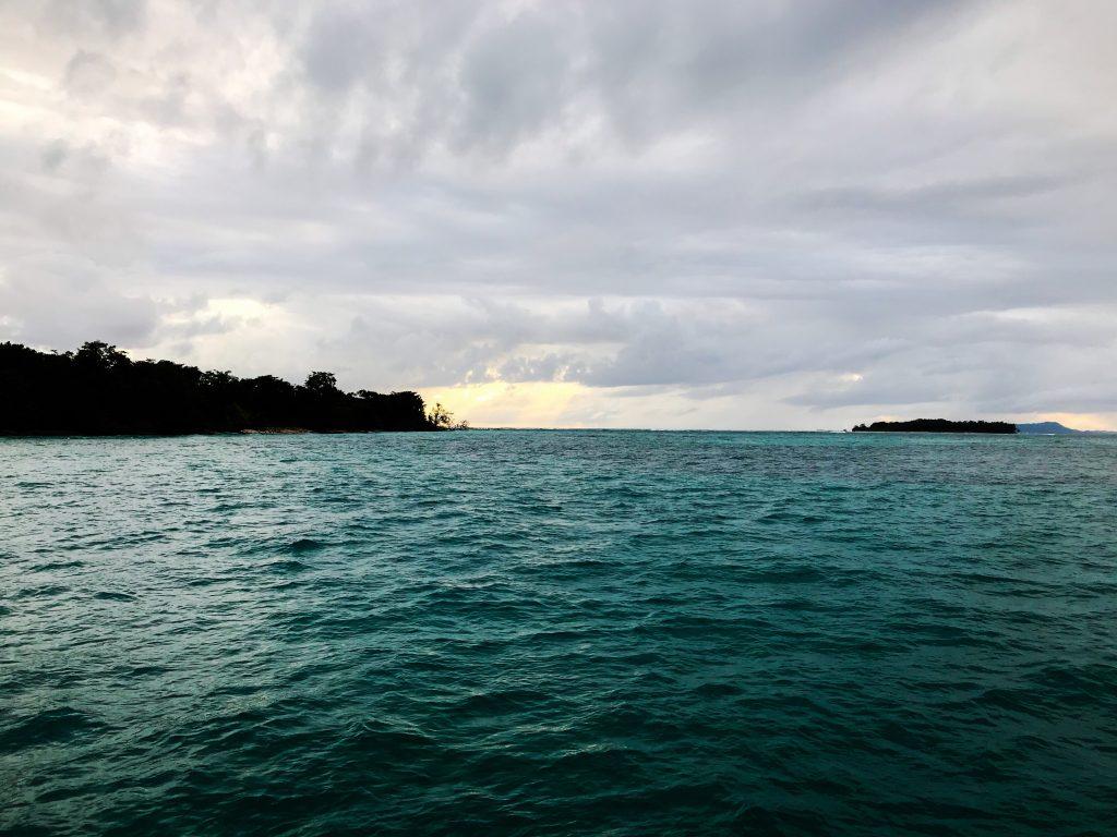 Zapatilla Cays in Bocas del Toro