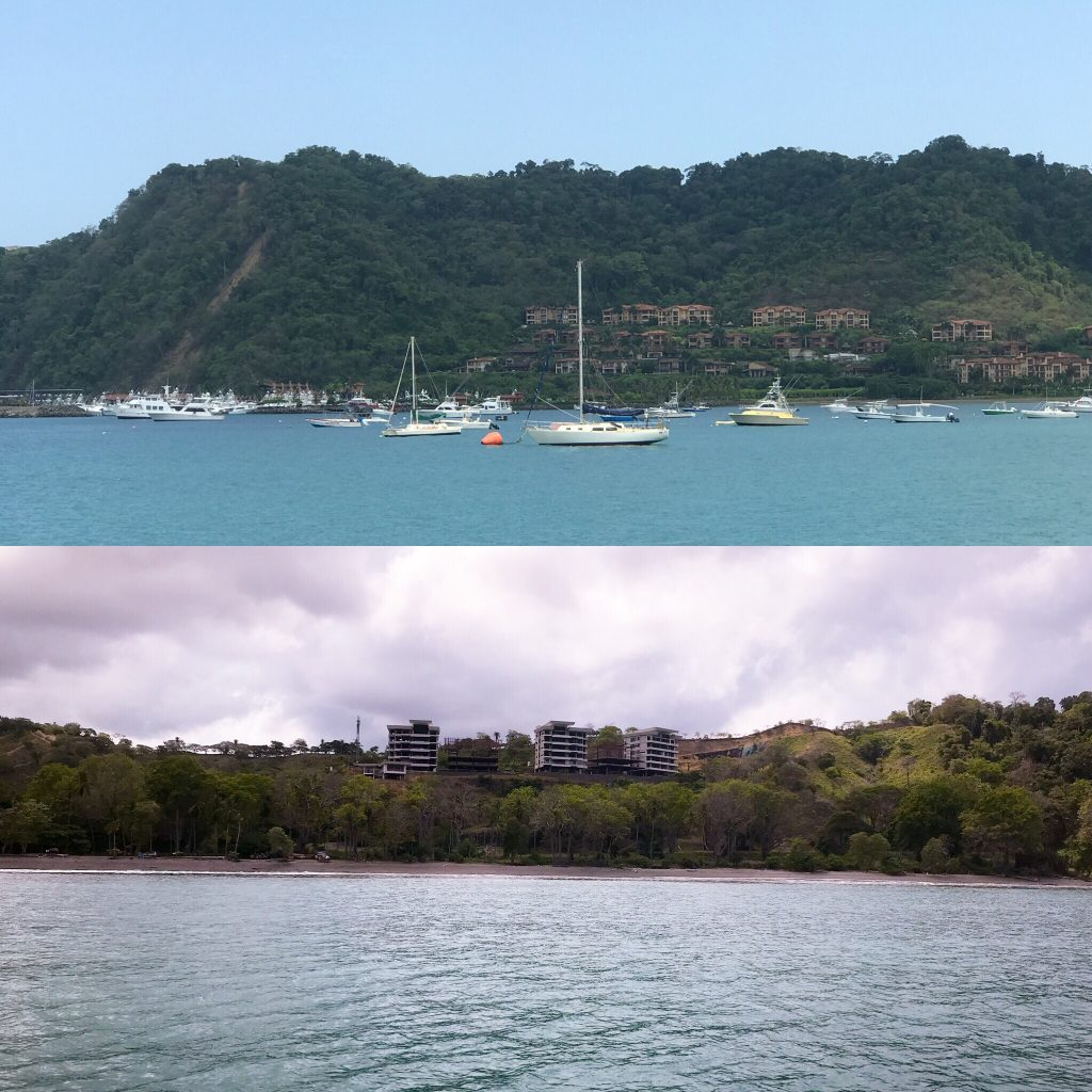 Los Suenos Marina and Bahia Herradura Beach