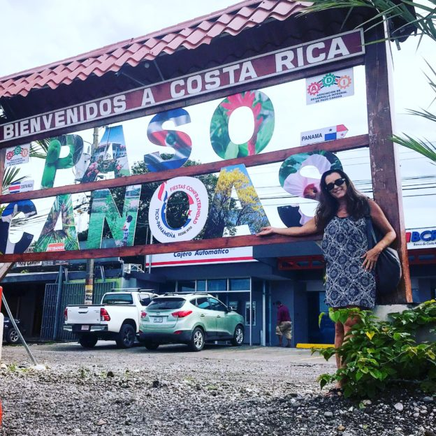 Paso Canoas in Costa Rica
