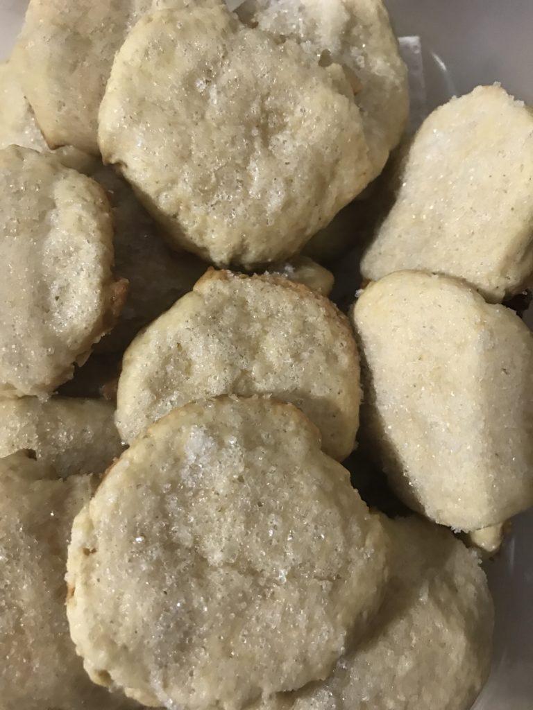 Sugar Cookies For Wayne