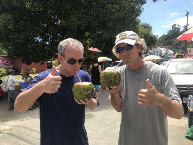 Coco Loco: Wayne and Matt