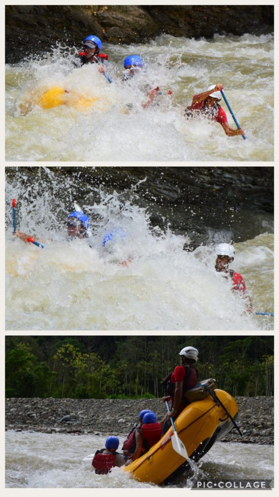 Rafting at its finest