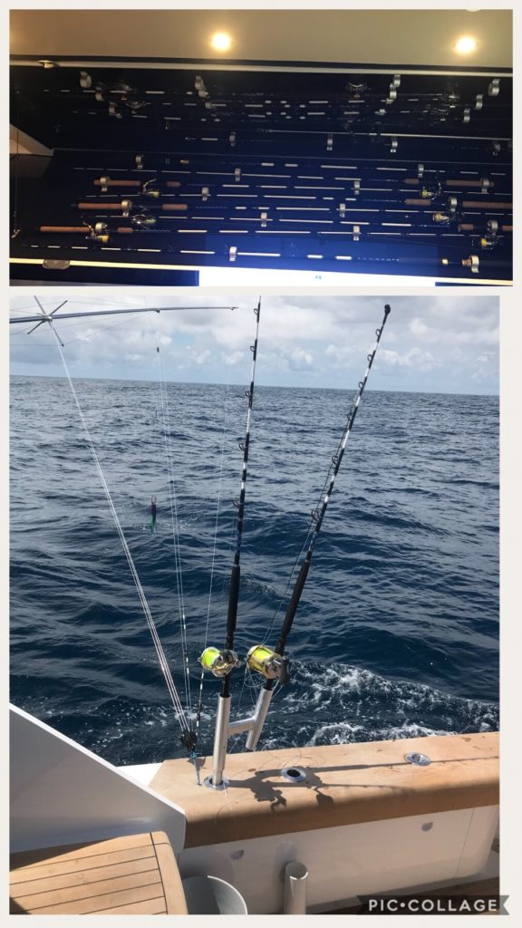 Outrigger and Fishing Gear