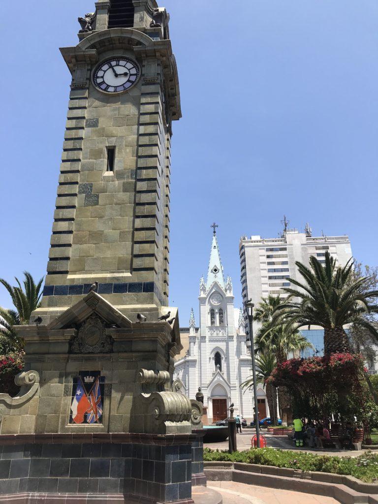 Antofagasta Town Square