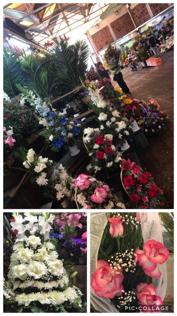 Santiago Flower Mart