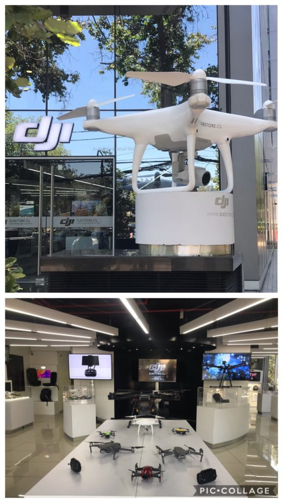 DJi Drone Headquarters