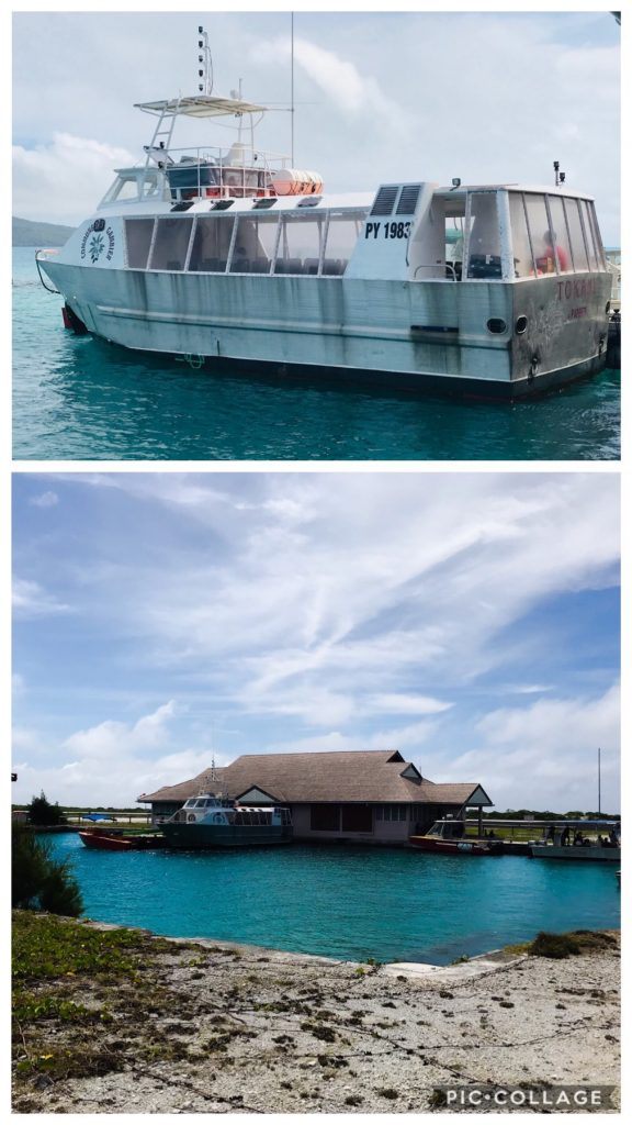 Ferry to GMR Airport and Airport