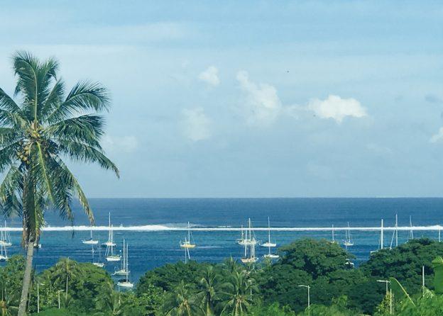 Tahiti Marina Tainia