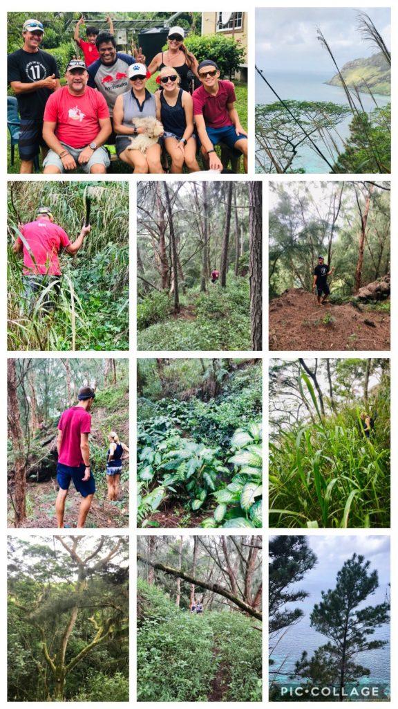 Hiking Taravia