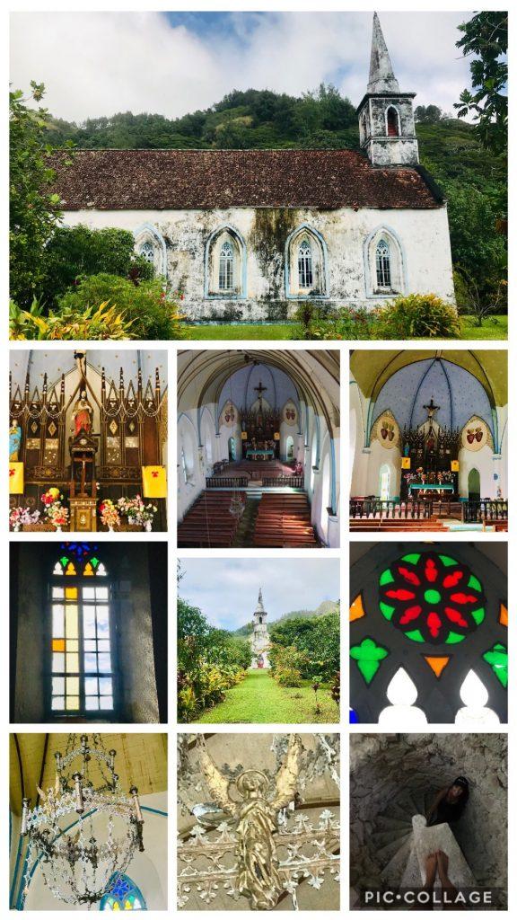 Taravai Church