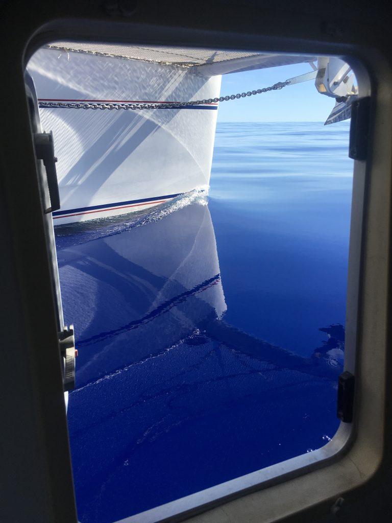 Passage to Hao - Calm Seas