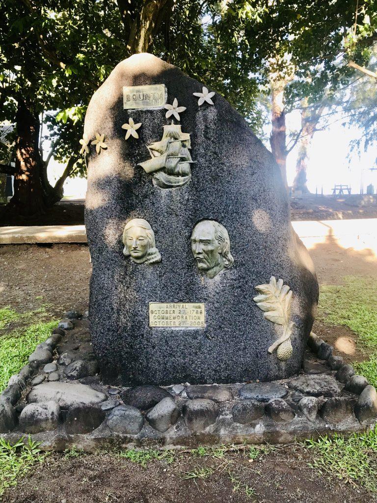 Sculpture representing history